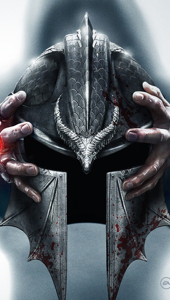 Fondos de pantalla Dragon age 3 Inquisition Vertical