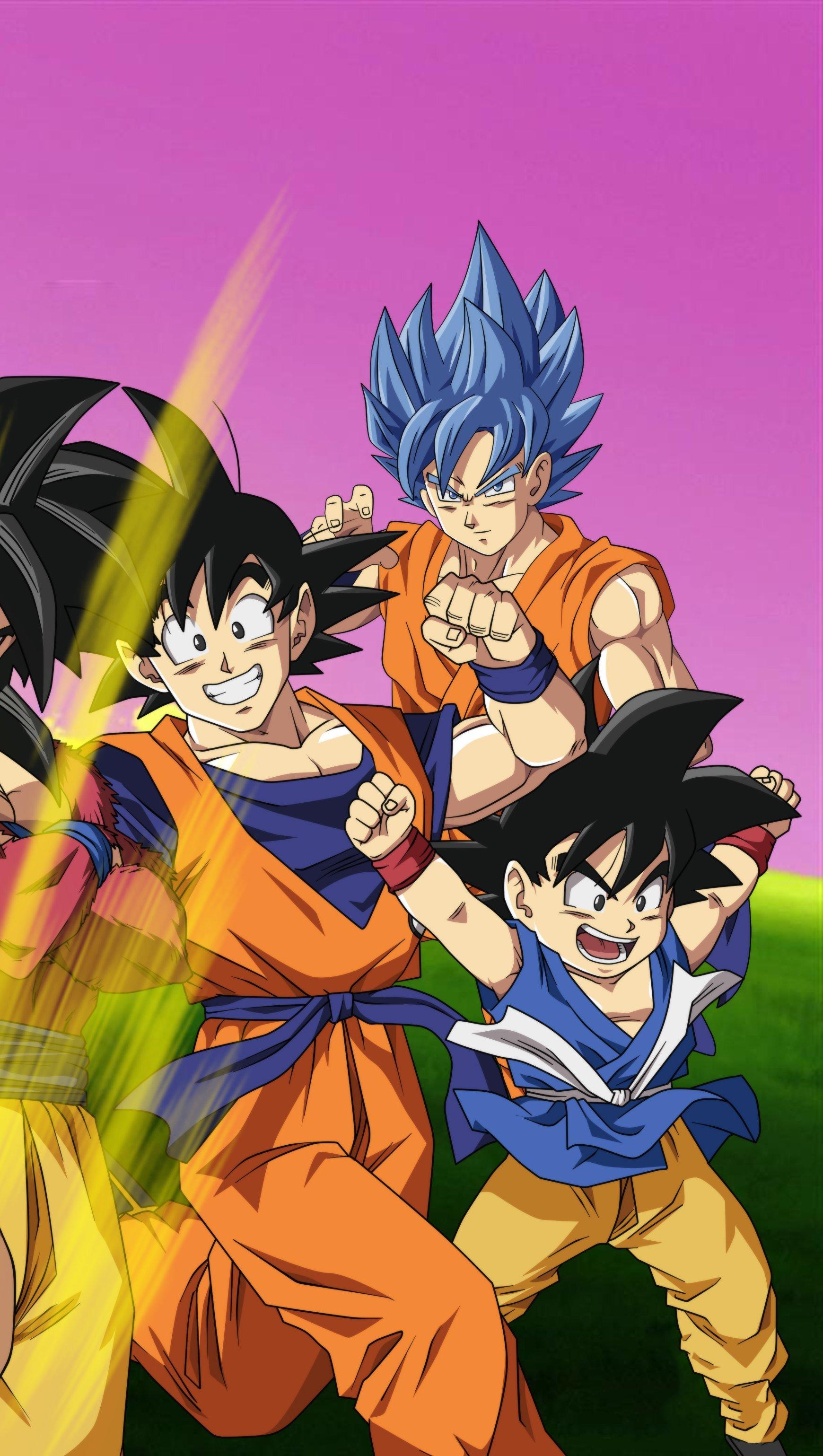 Fondos de pantalla Anime Dragon Ball Poster Vertical