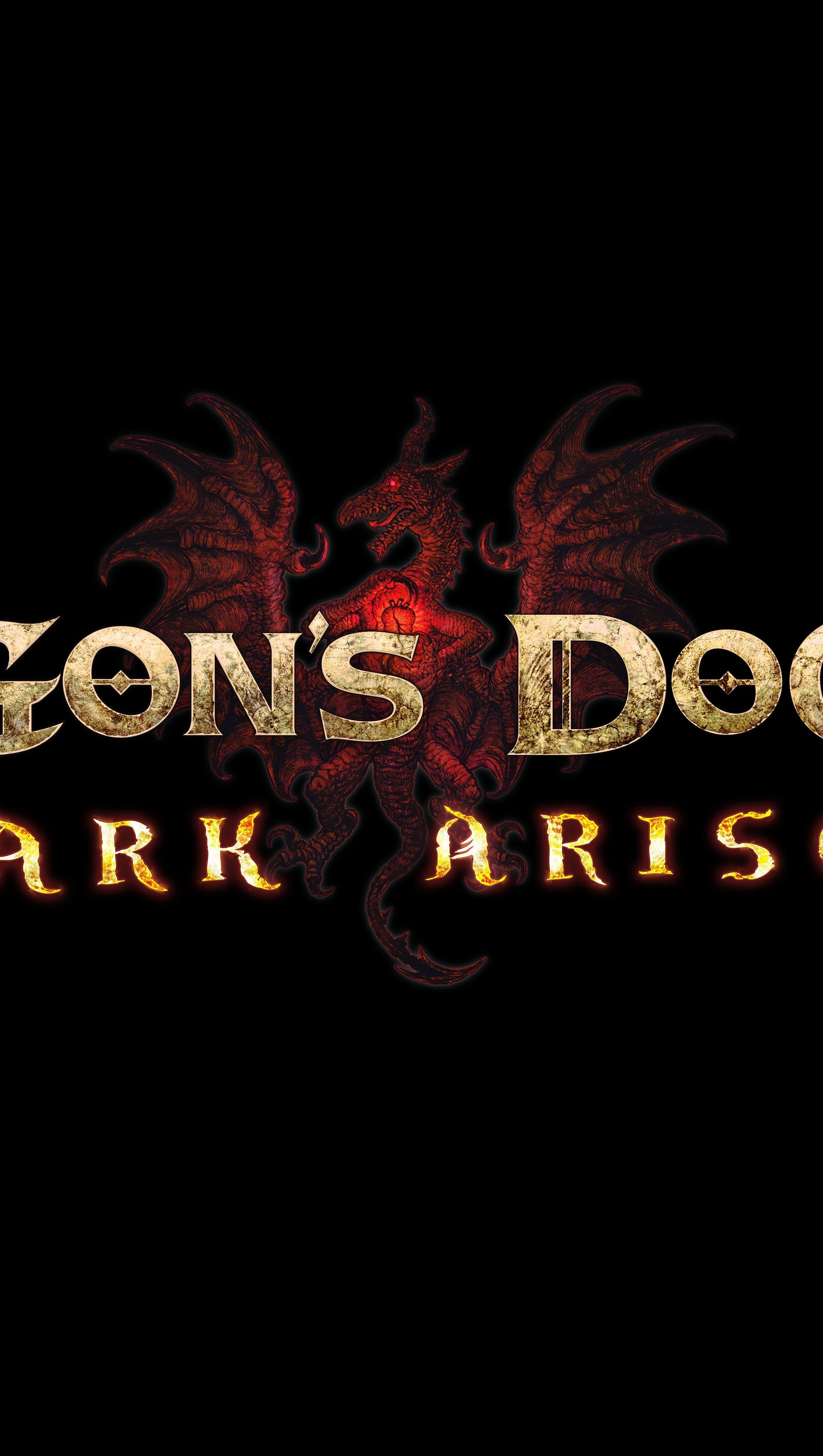 Fondos de pantalla Dragon's Dogma: Dark Arisen Vertical