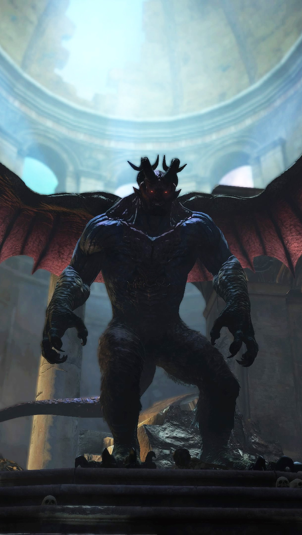 Fondos de pantalla Dragons Dogma Dark Arisen Vertical