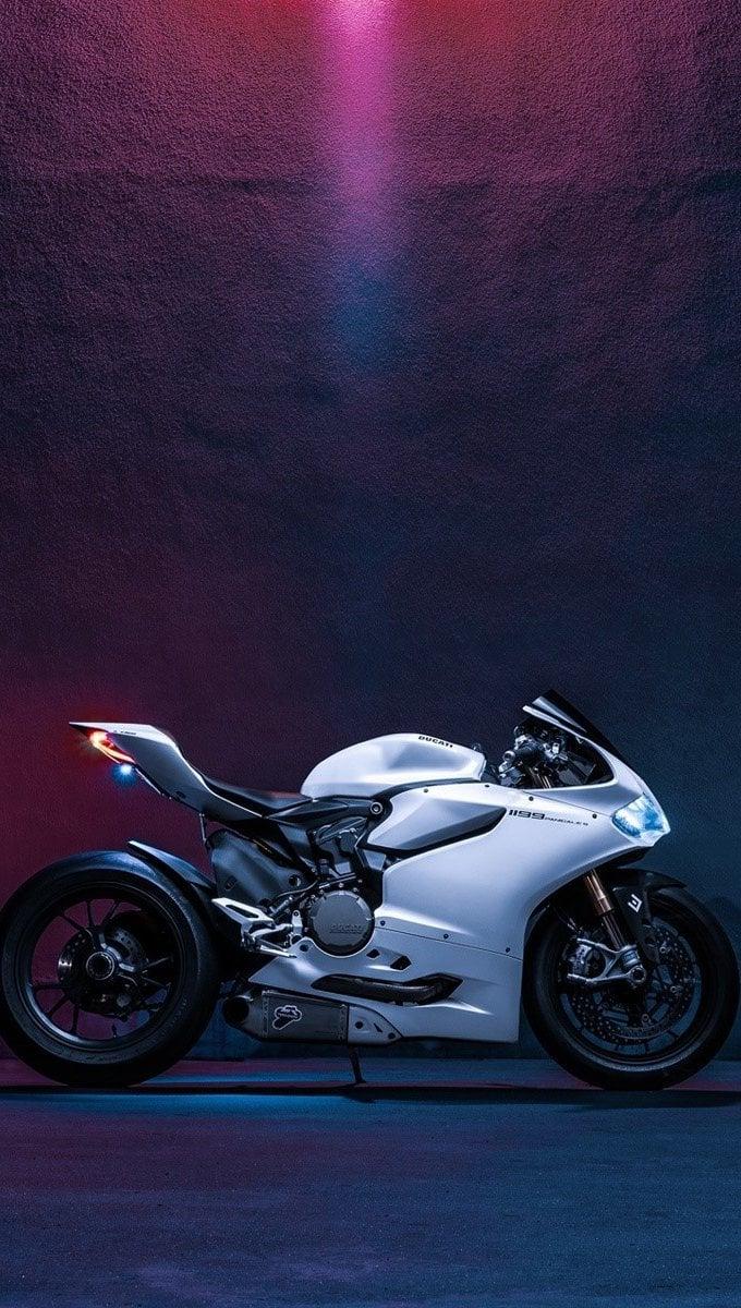 Fondos de pantalla Ducati 1199 panigale S Vertical
