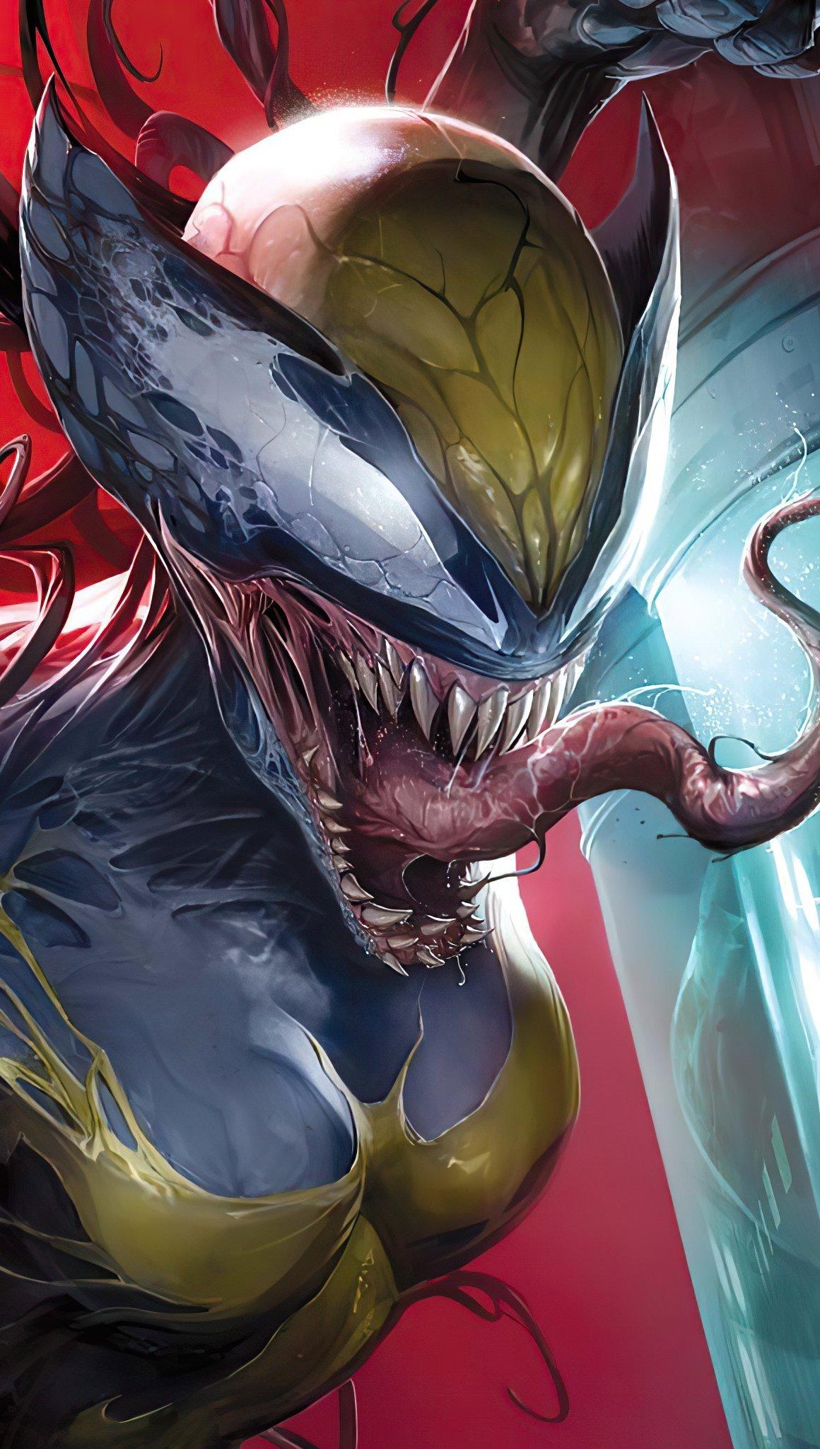Fondos de pantalla Edge Of Venomverse Vertical