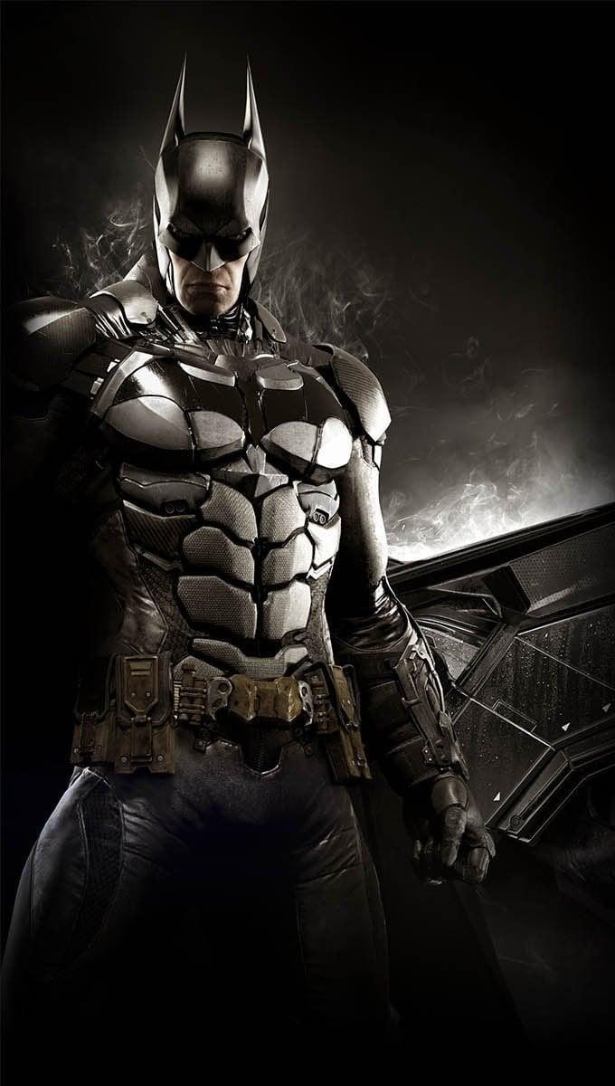 Wallpaper Limited edition of Batman Arkham Knight Vertical