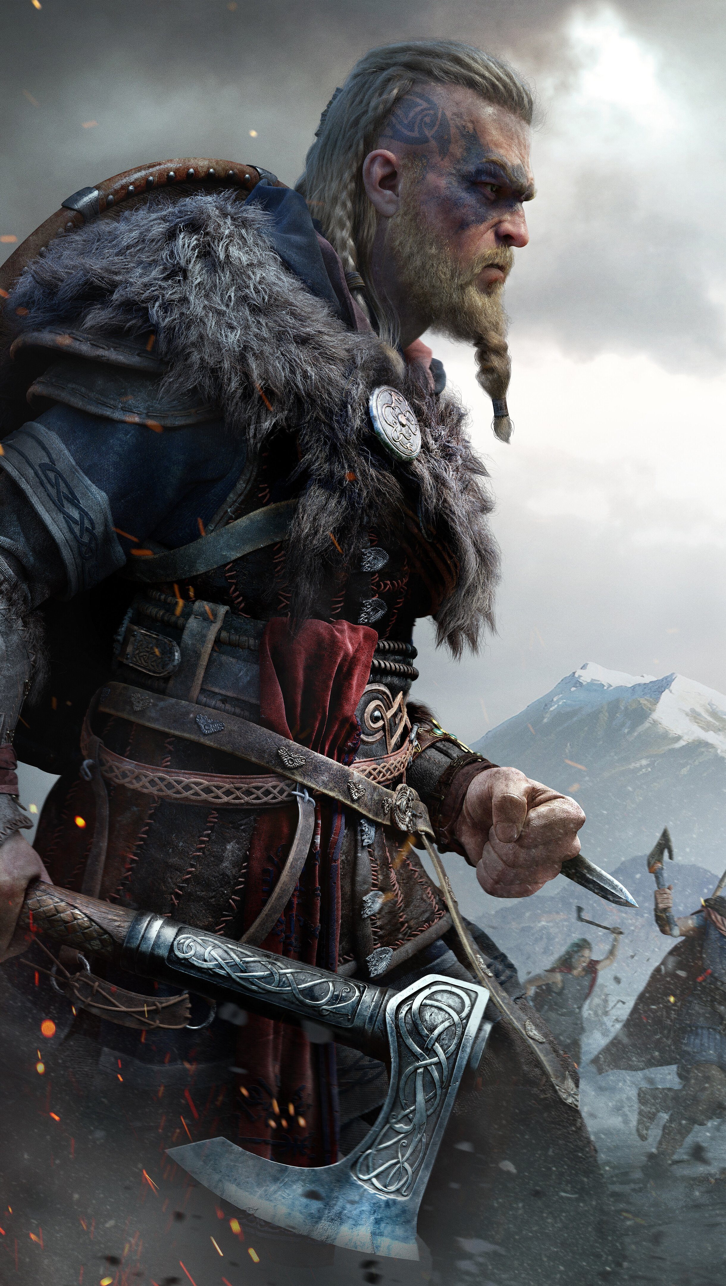 Fondos de pantalla Eivor Assassins Creed Valhalla Vertical