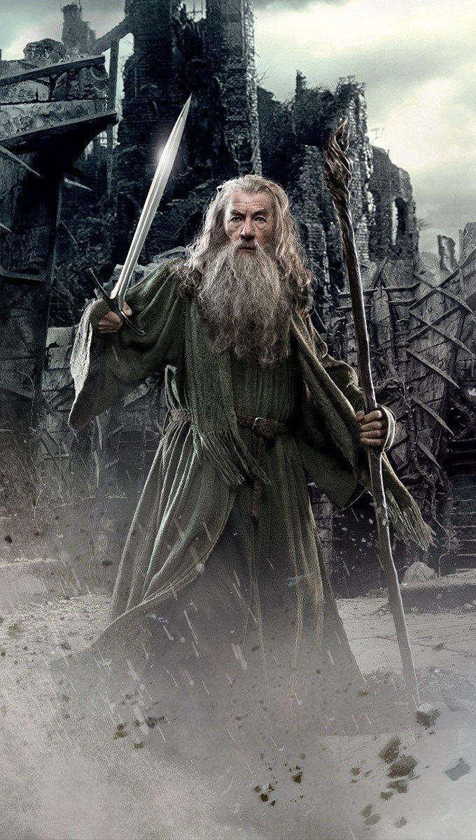 Fondos de pantalla El Hobbit La desolación de Smaug Vertical
