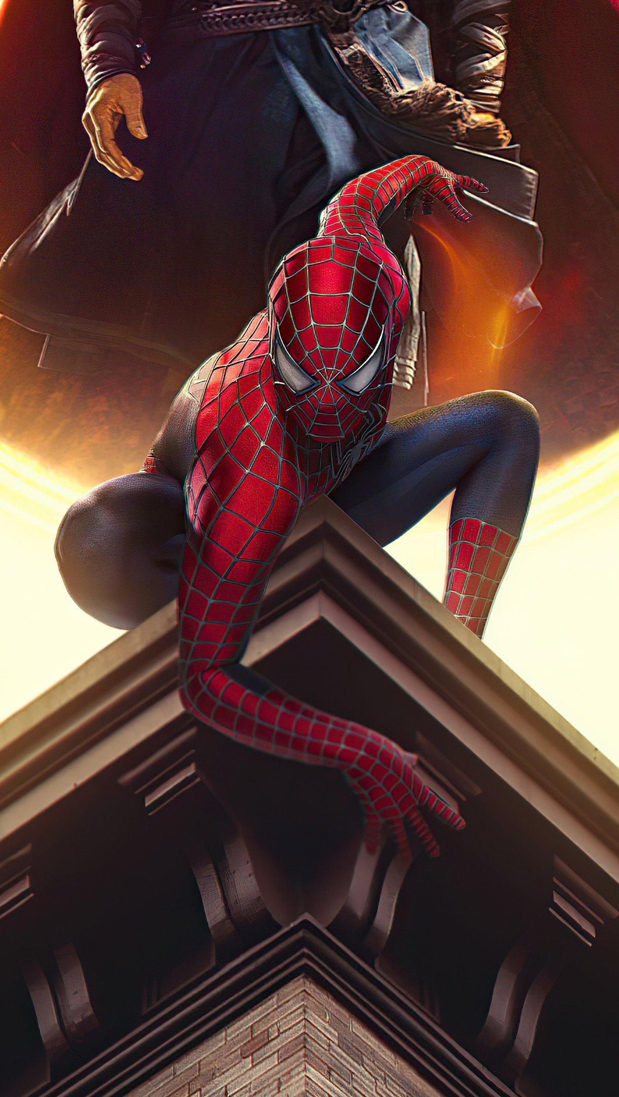 Wallpaper Spiderman 3 Vertical
