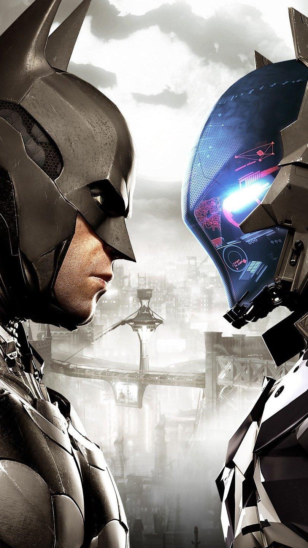 Fondos de pantalla El Juego Batman Arkham Knight Vertical
