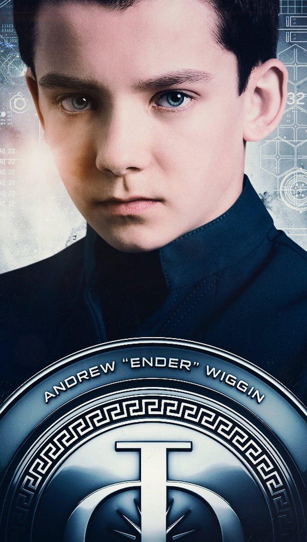 Fondos de pantalla El juego de Ender Vertical