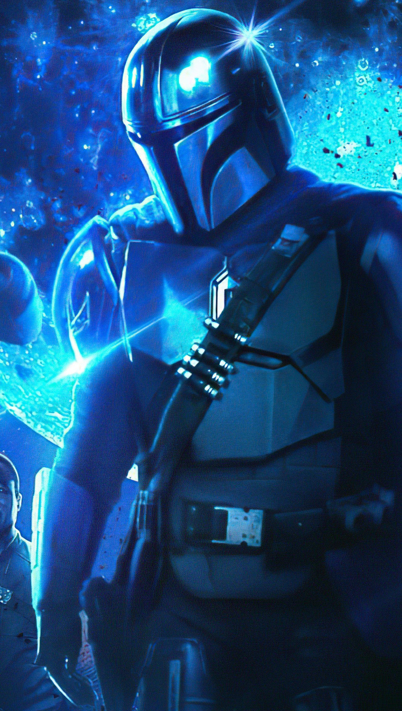 Fondos de pantalla El Mandaloriano Star Wars Temporada 3 Vertical