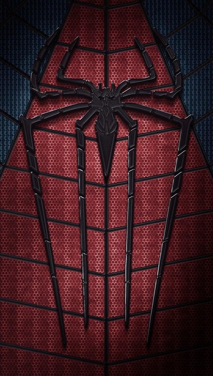 Wallpaper The wonderful spiderman Vertical