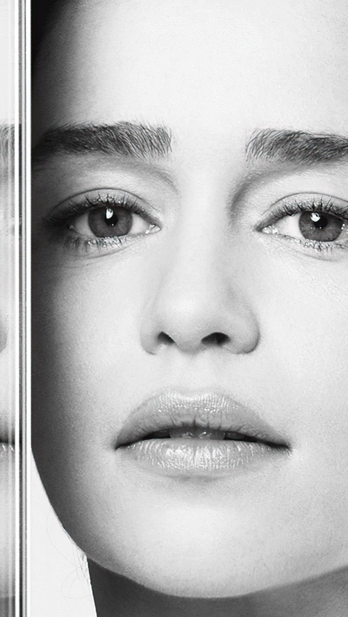 Wallpaper Emilia Clarke SAMEYOU Vertical