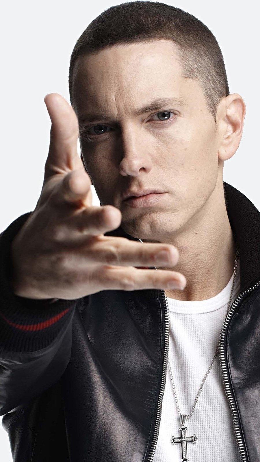 Wallpaper Eminem Vertical