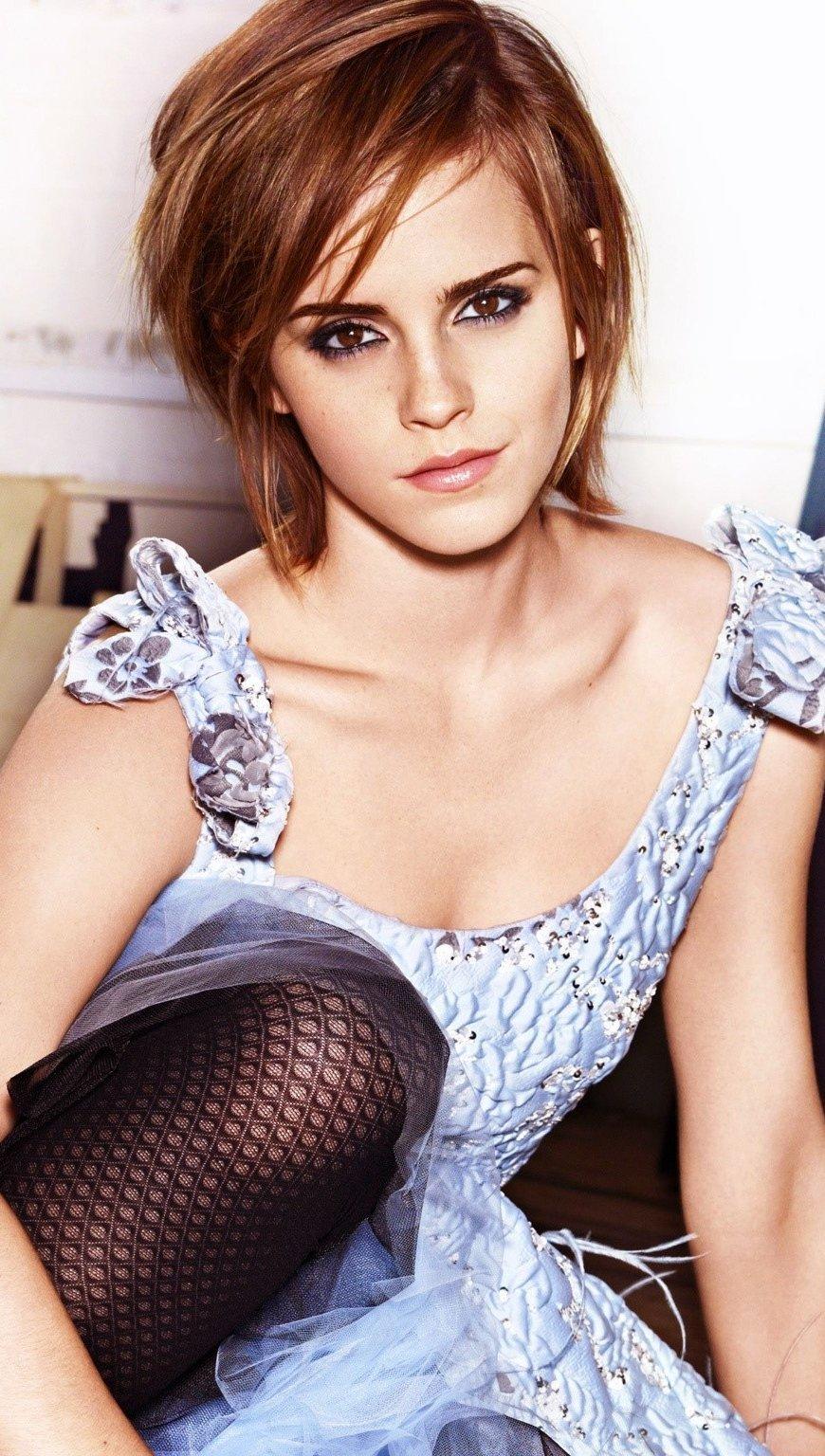 Wallpaper Emma Watson 2 Vertical