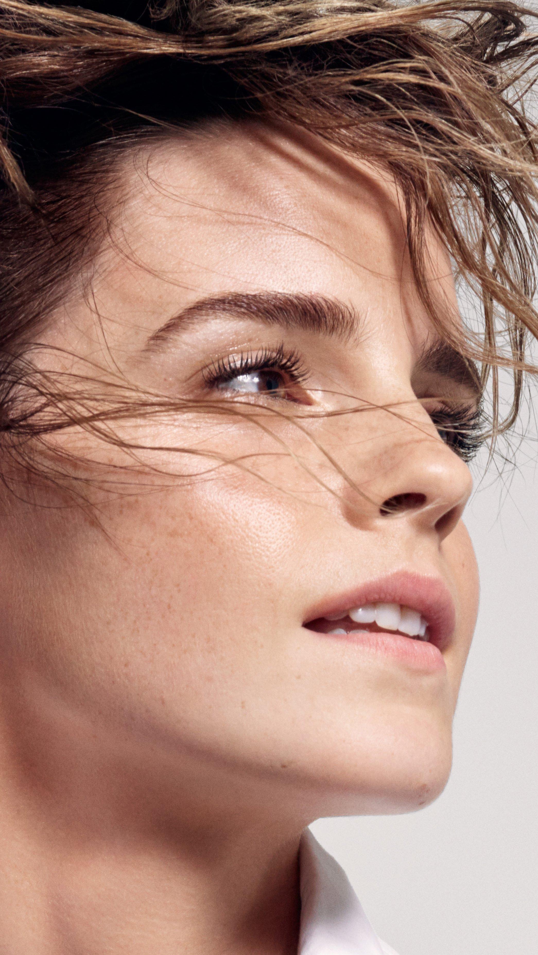 Fondos de pantalla Emma Watson cabello corto Vertical