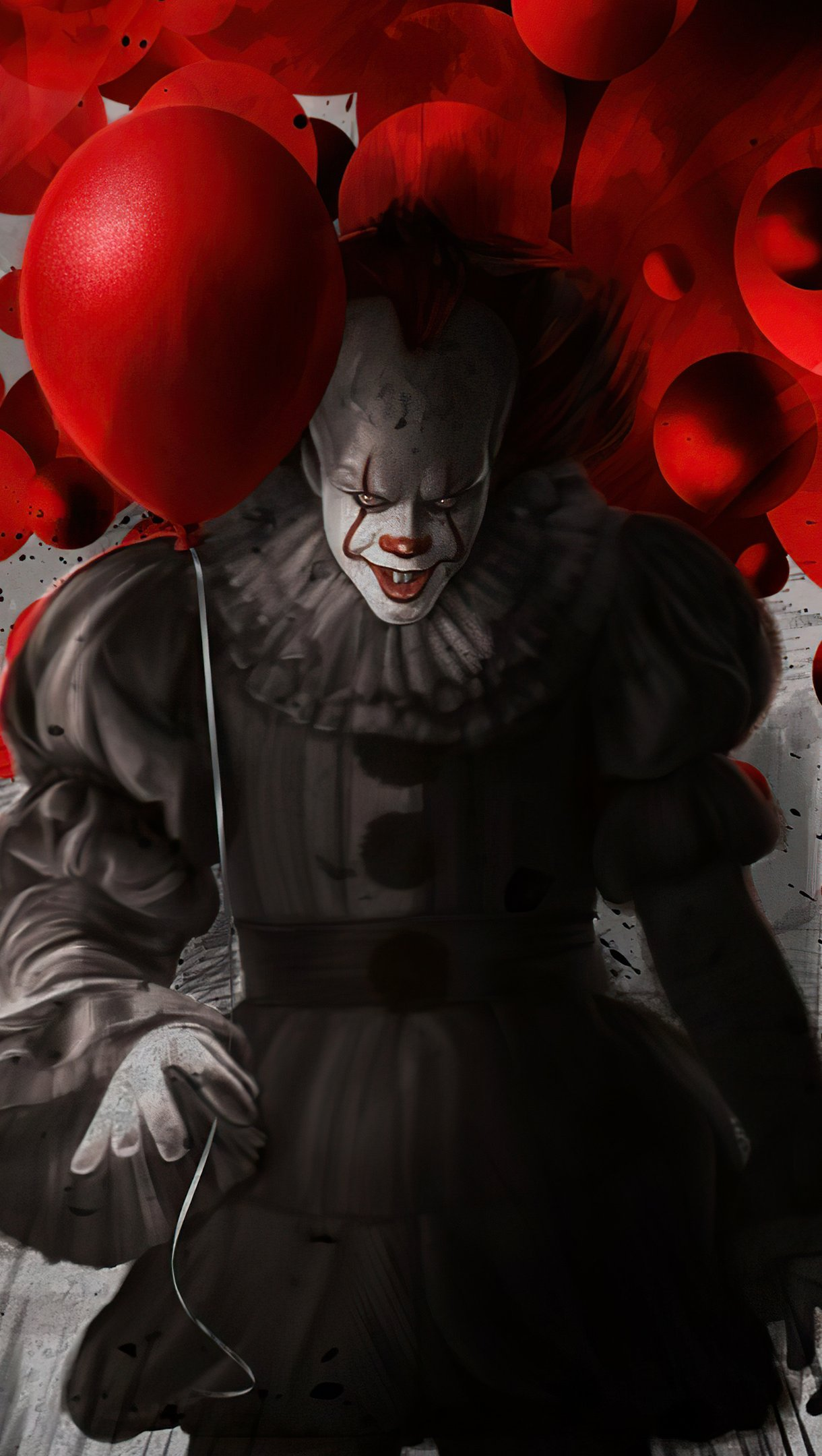 Wallpaper It Chapter two Vertical