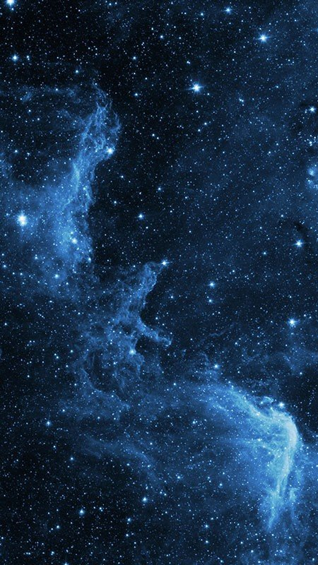 Fondos de pantalla Espacio con estrellas Vertical