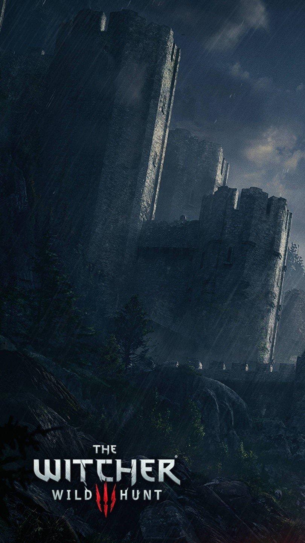 Fondos de pantalla Espadas de Witcher 3 Wild Hunt Vertical