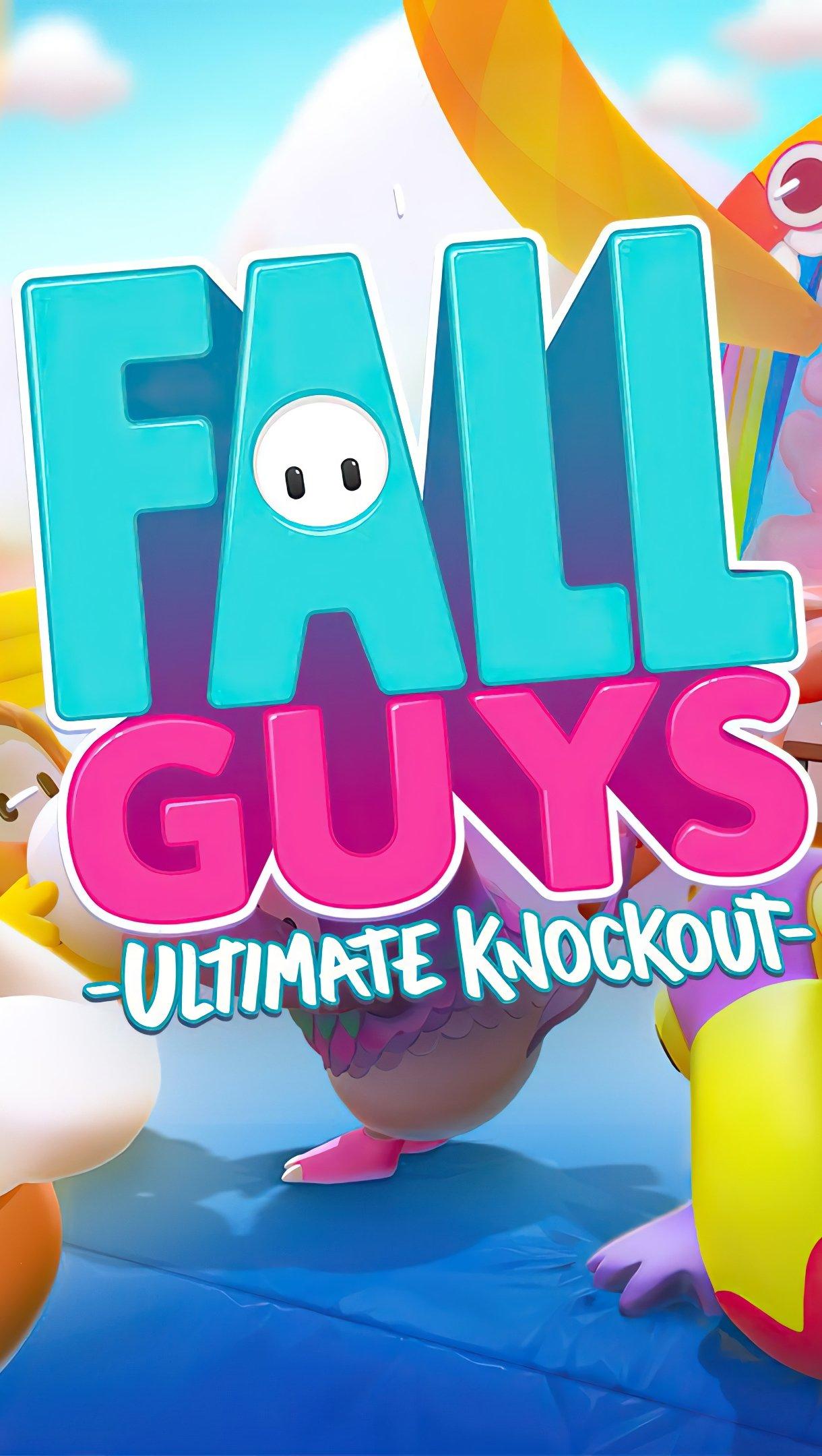 Fall Guys Ultimate Knockout Wallpaper 4k Ultra Hd Id 6204