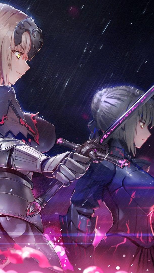 Anime Wallpaper Fate Grand Order Vertical