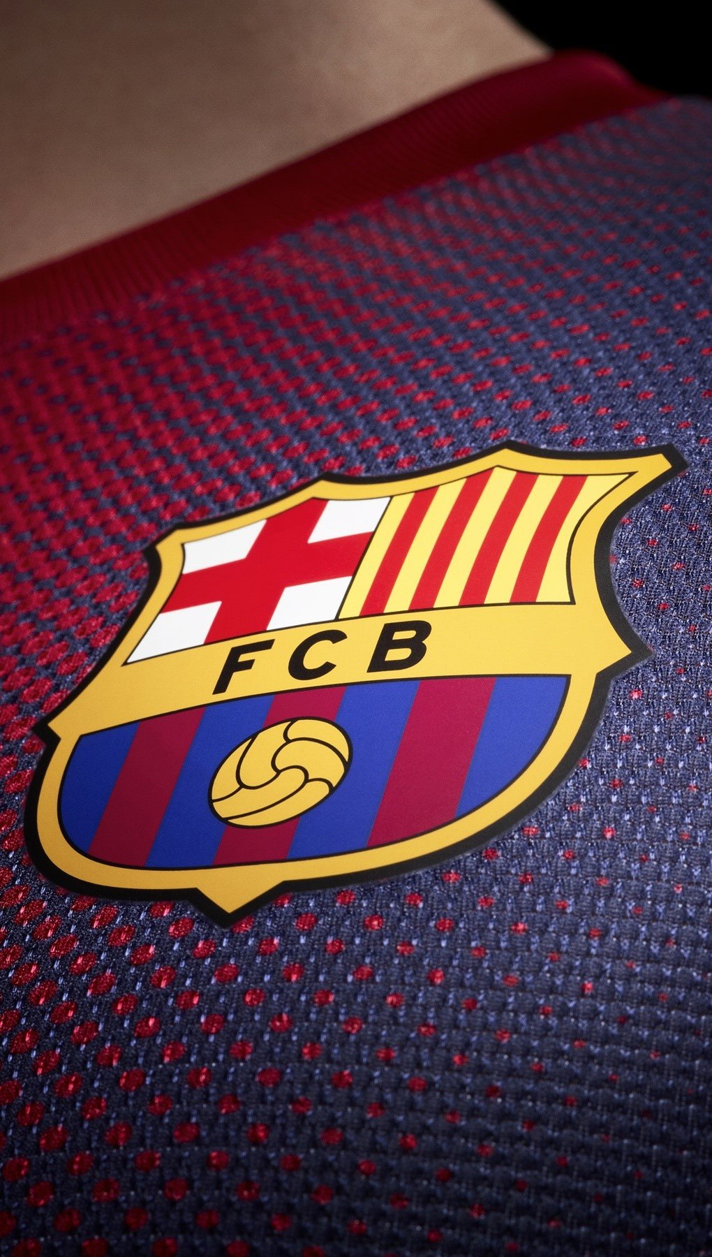 Wallpaper FC Barcelona Vertical