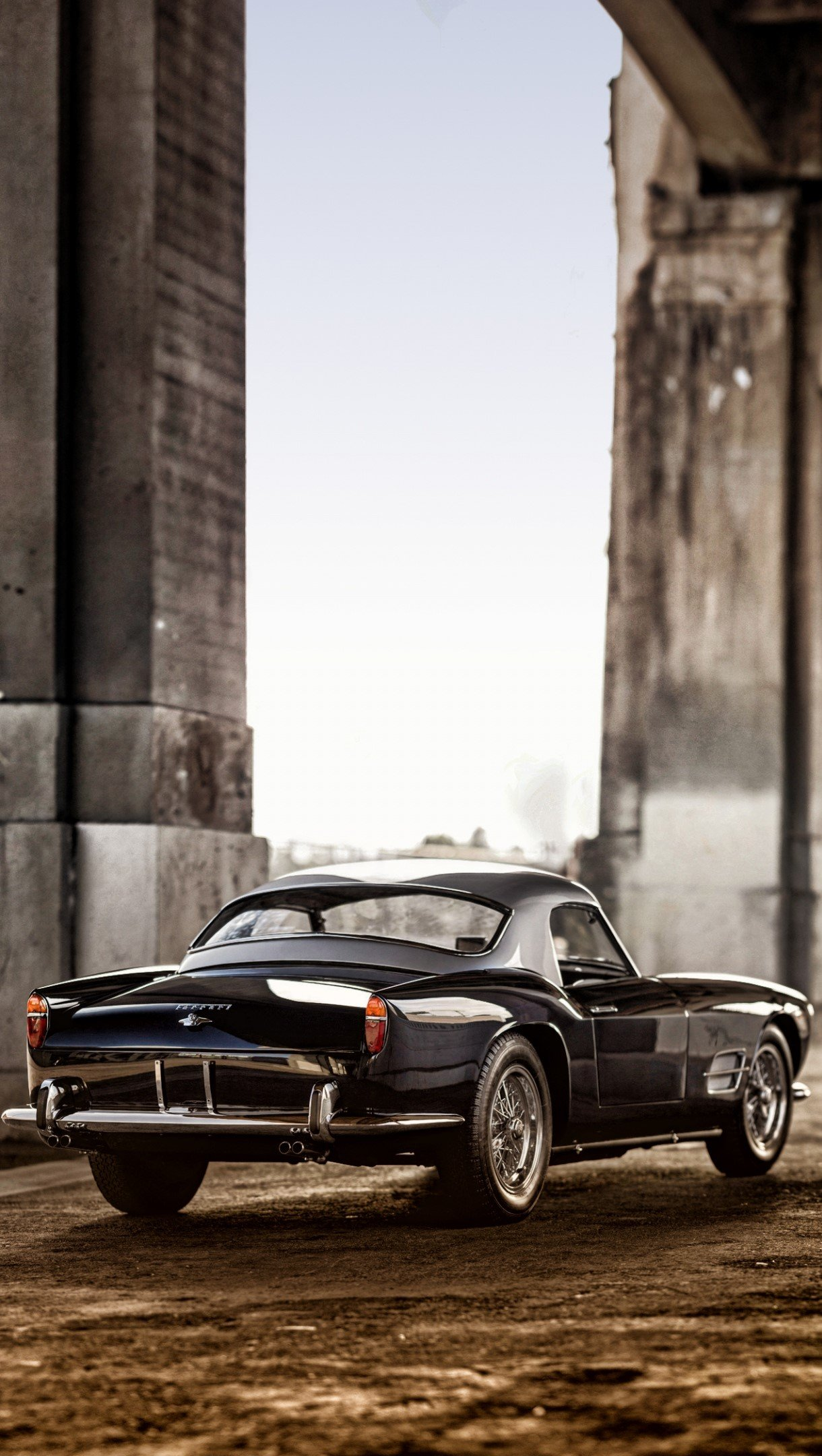 Wallpaper Ferrari 250 GT 1959 Vertical