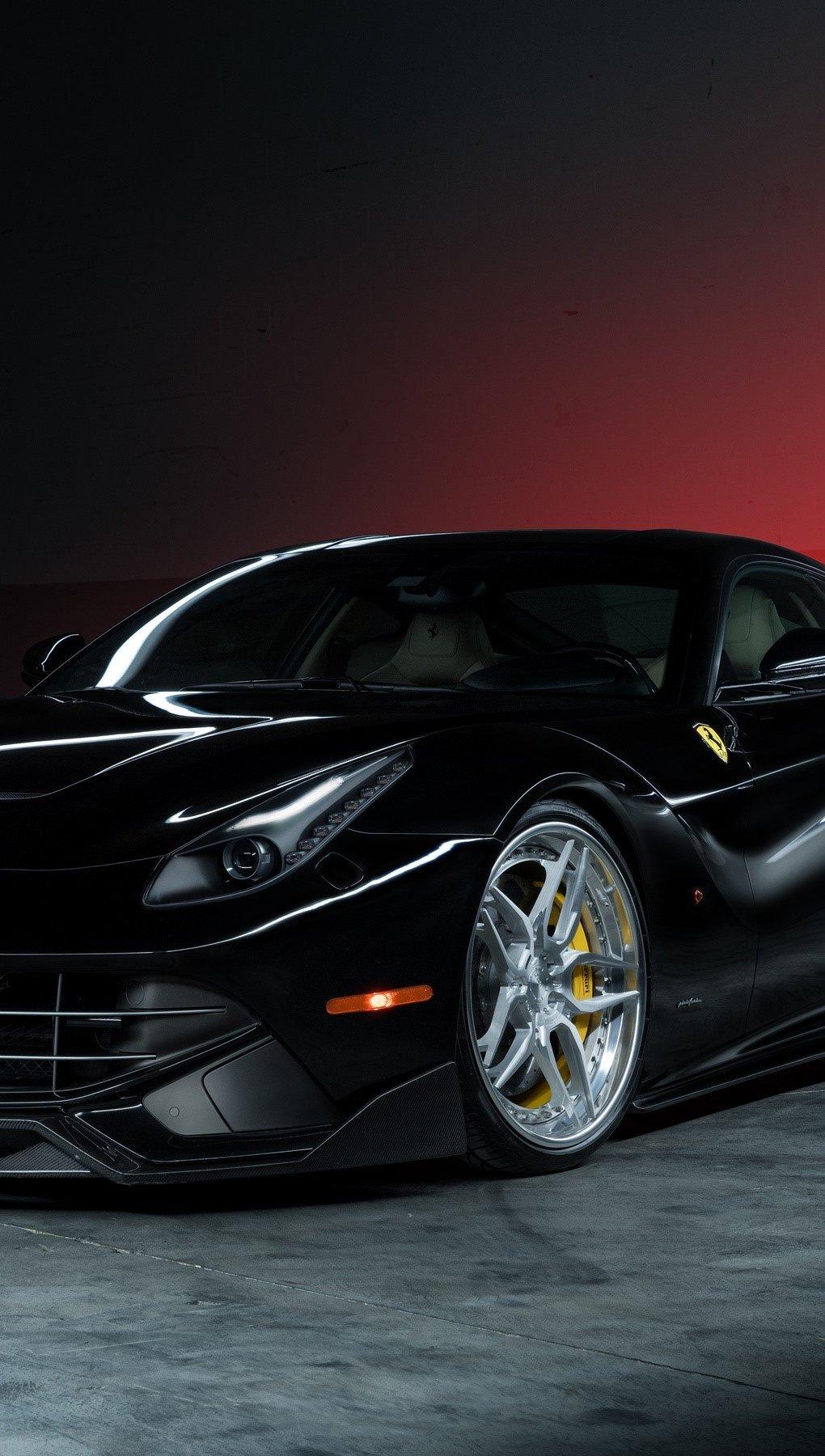 Wallpaper Ferrari F12 Berlenetta Vertical
