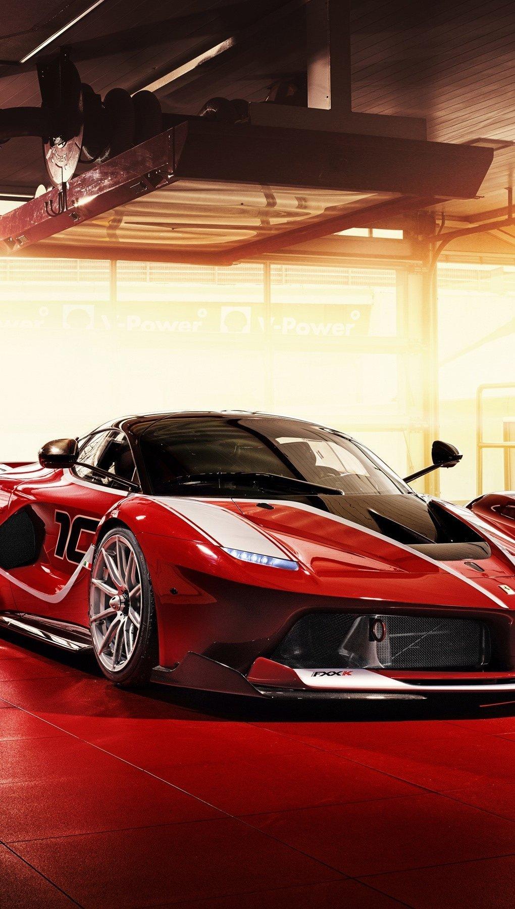 Wallpaper Ferrari FXX K 2015 Vertical