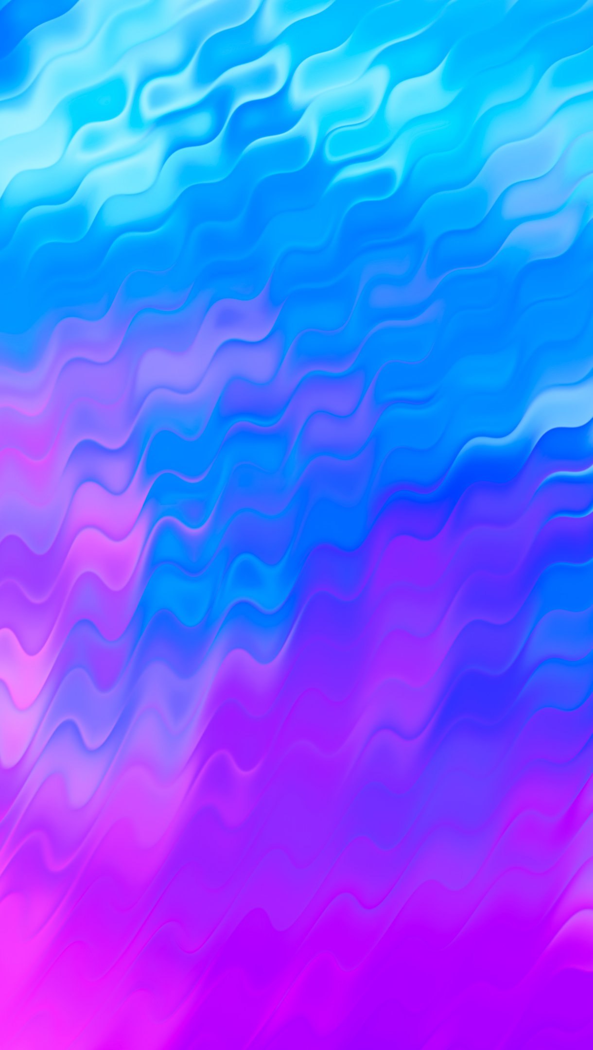 Fondos de pantalla Figuras abstractas rosas y azules Vertical