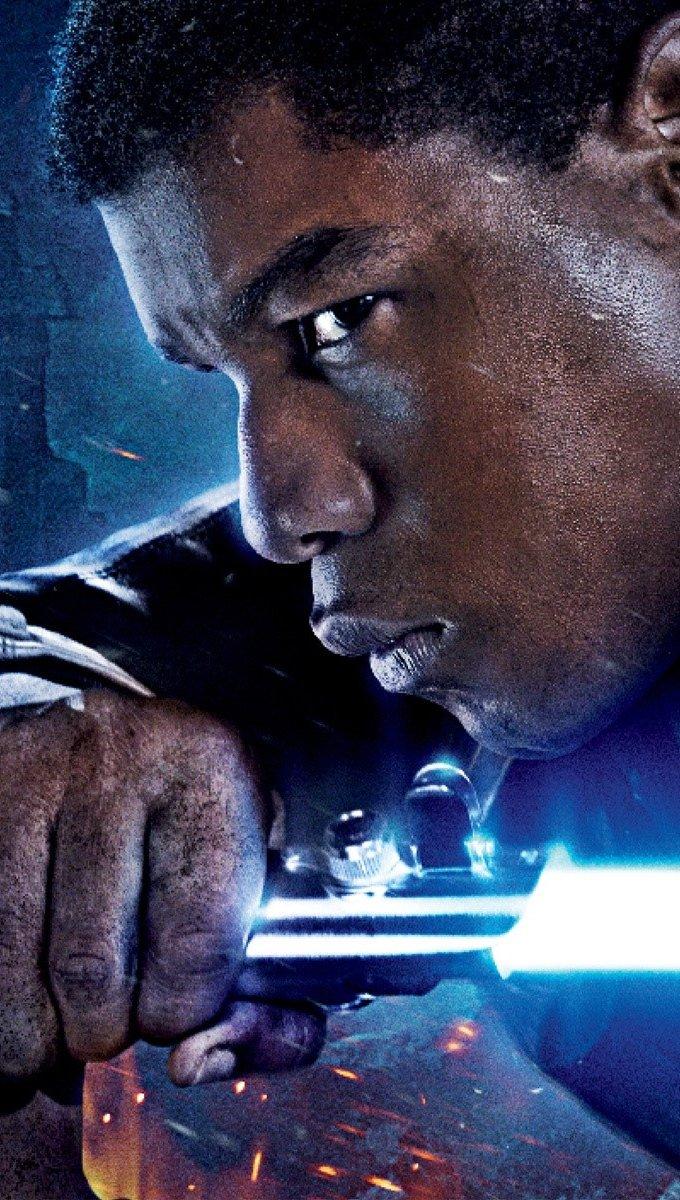 Fondos de pantalla Finn con su espada laser Vertical