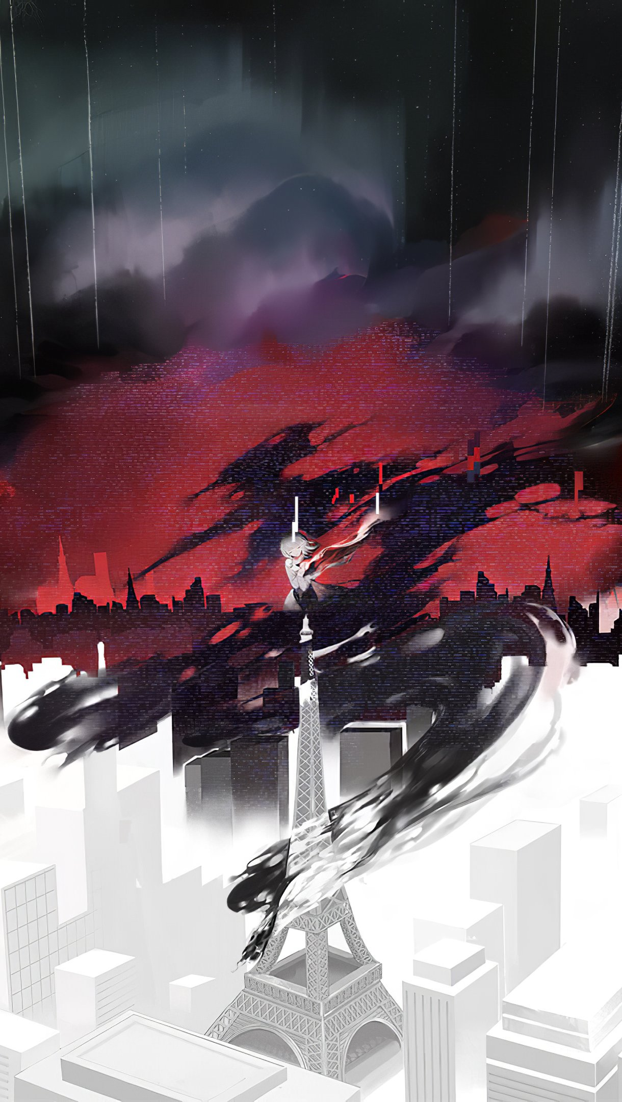 Fondos de pantalla Anime Forever 7th capital Vertical