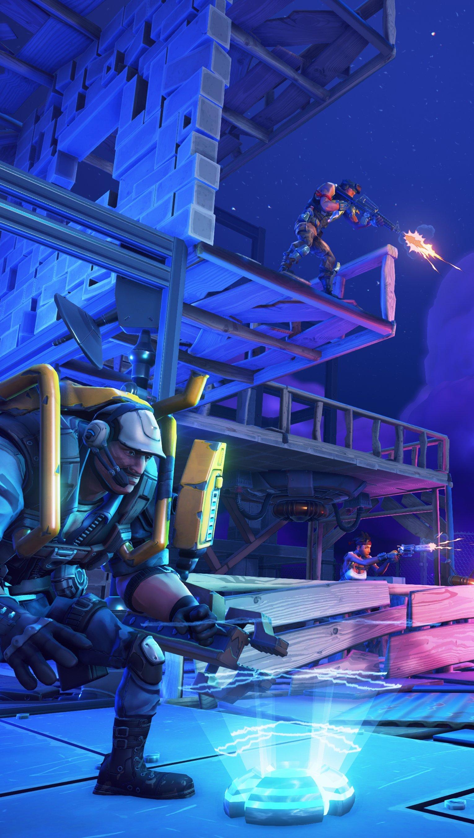 Fondos de pantalla Fortnite Battle Royale Vertical
