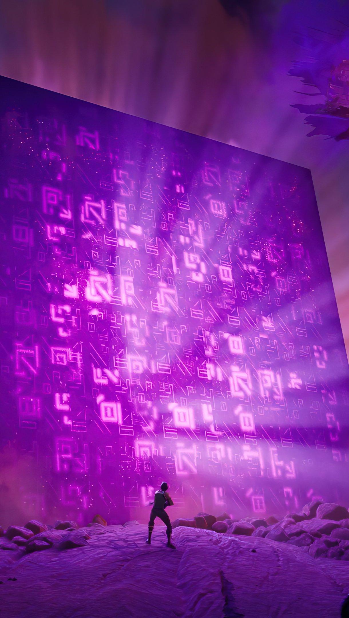 Fondos de pantalla Fortnite Capitulo 2 Temporada Vertical