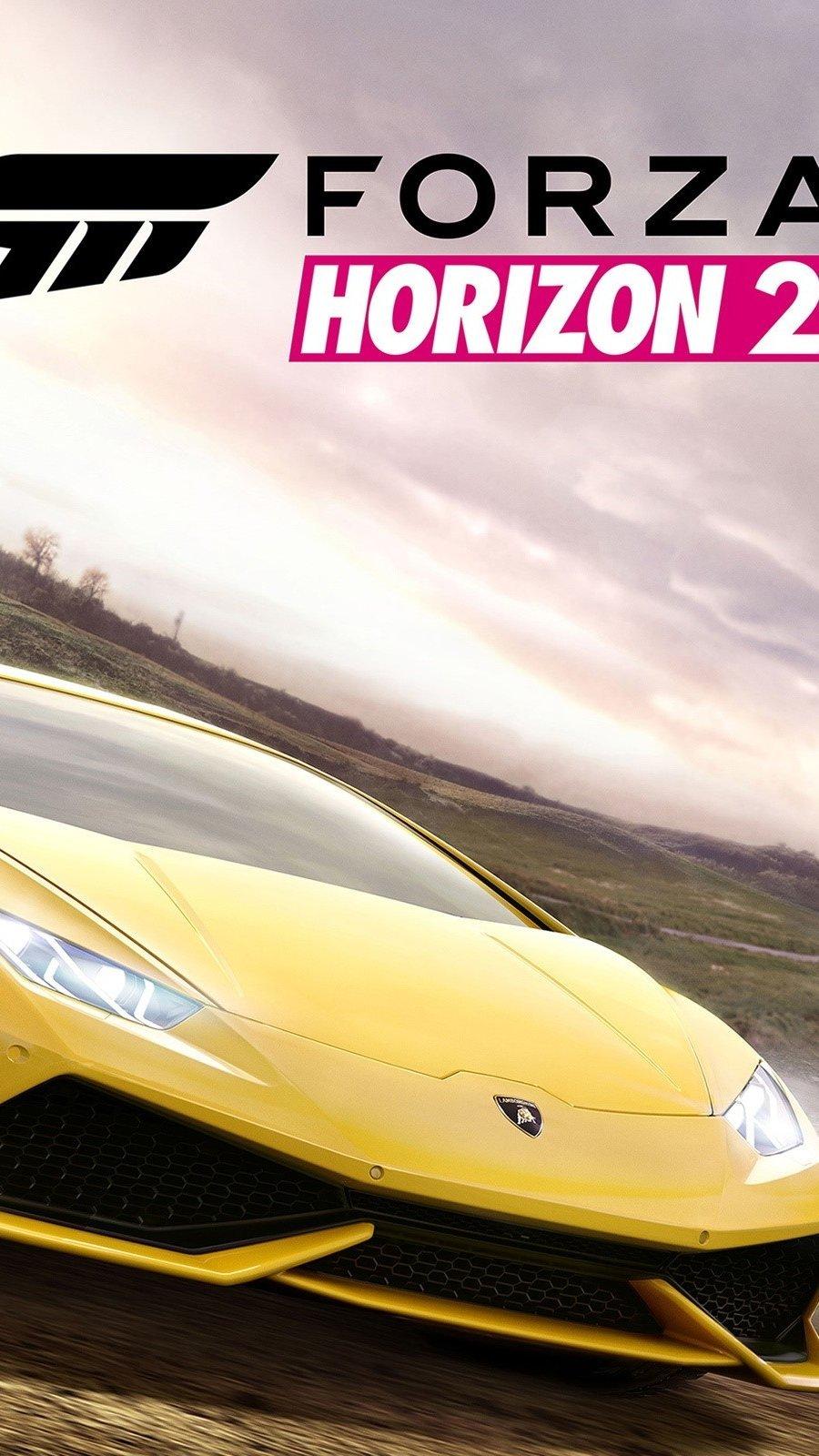 Wallpaper Forza horizon 2 Vertical