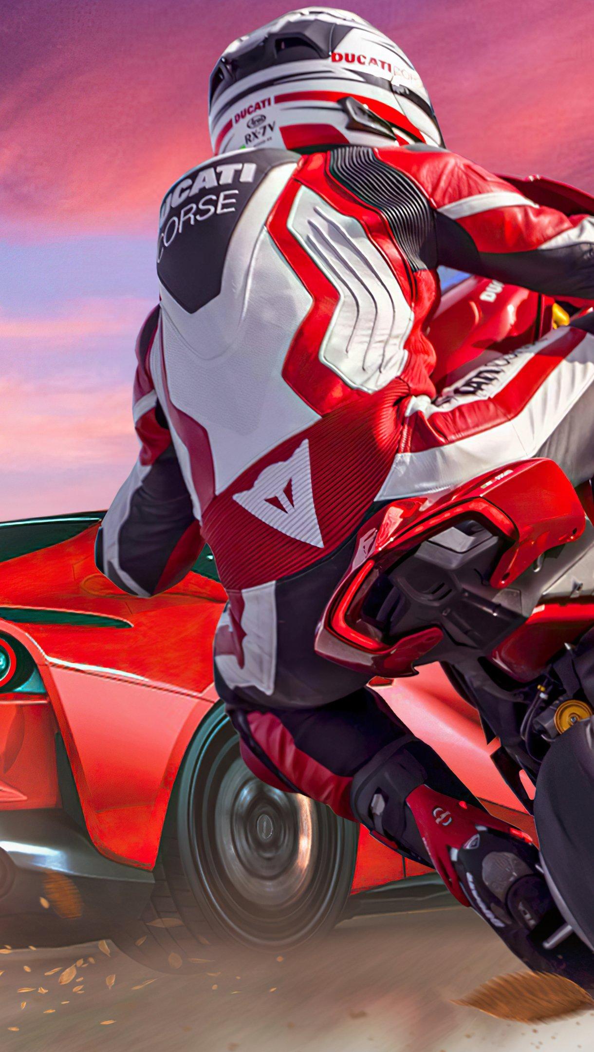 Fondos de pantalla Forza Horizon 5 Concepto Vertical