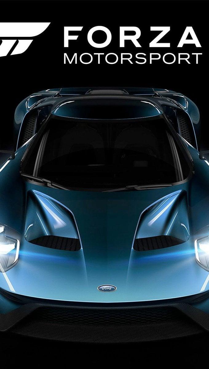 Wallpaper Forza Motorsport 5 Ford GT Vertical