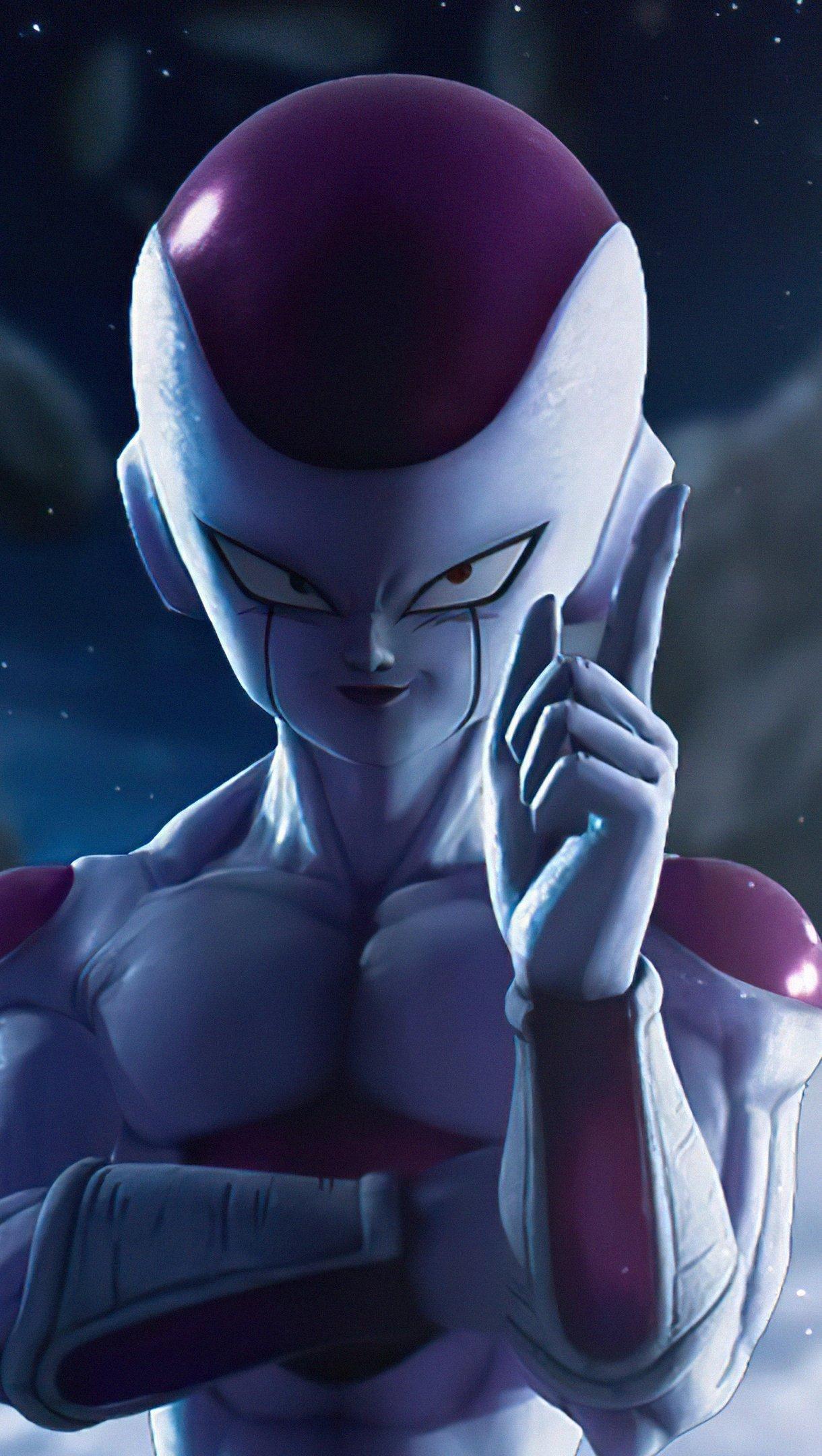 Fondos de pantalla Frieza Dragon Ball Vertical