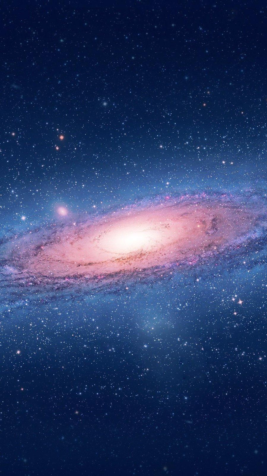 Wallpaper Galaxy Vertical
