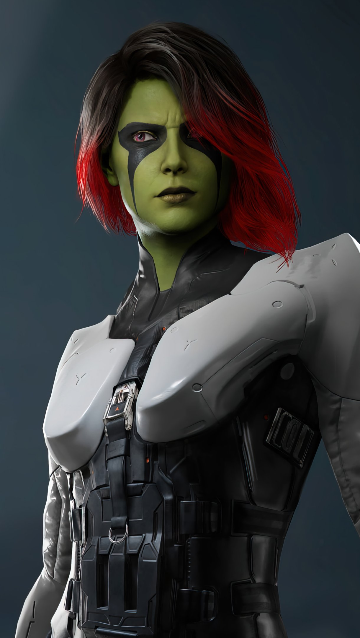 Fondos de pantalla Gamora Marvels Guardianes de la galaxia Vertical