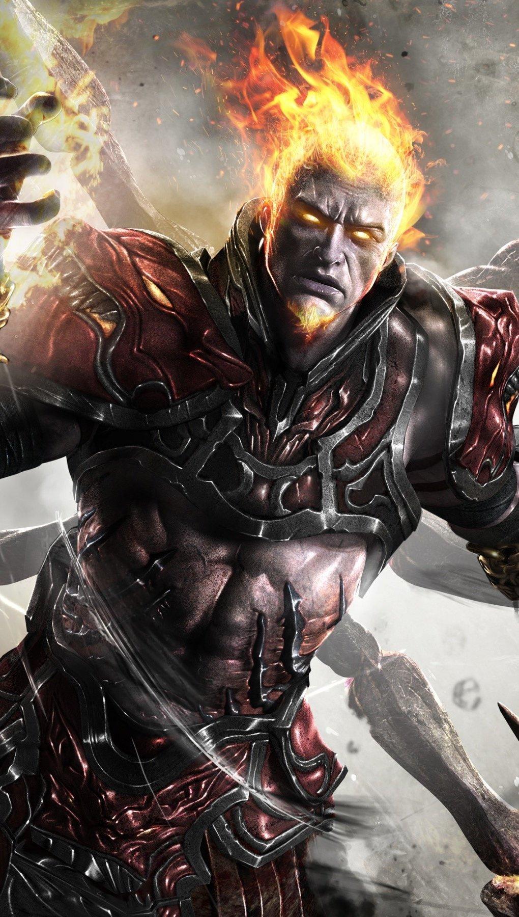 Fondos de pantalla God of War Ascension Ares Vertical