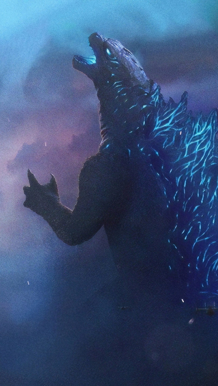 Fondos de pantalla Godzilla: King of the Monsters Vertical