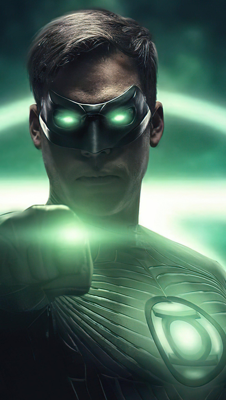 Fondos de pantalla Hal Jordan Linterna Verde Vertical