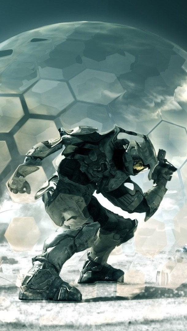 Wallpaper Halo 3 Vertical