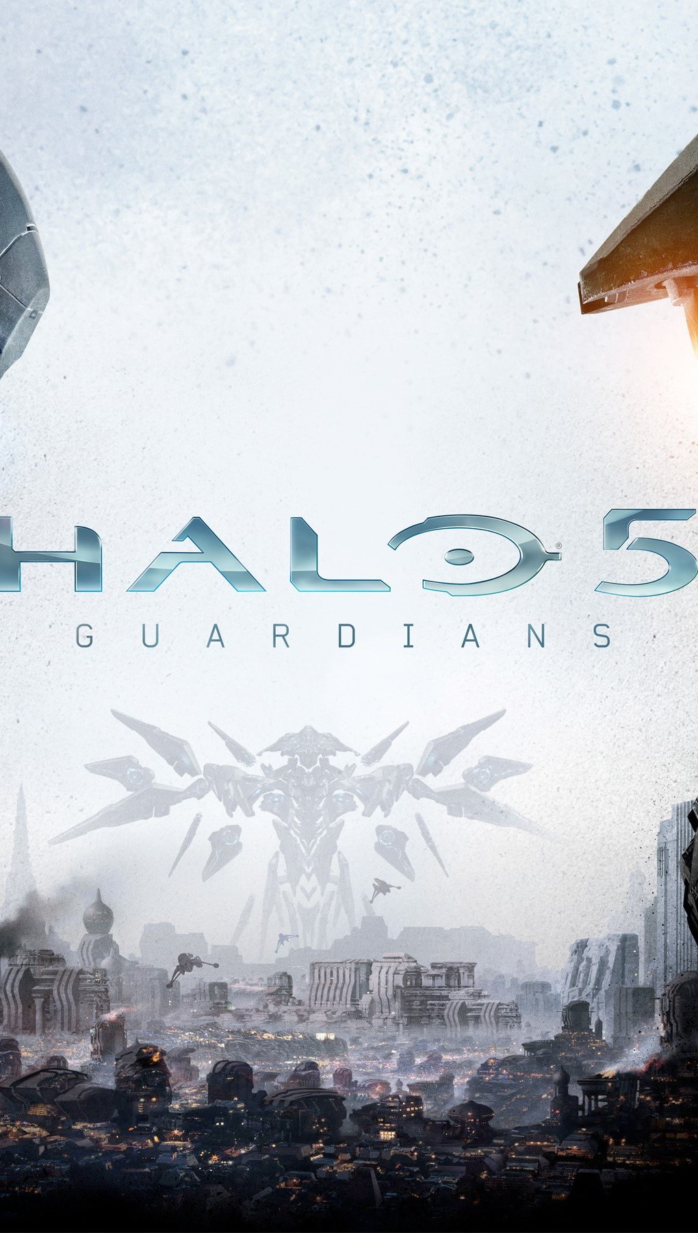 Wallpaper Halo 5 Guardians Vertical