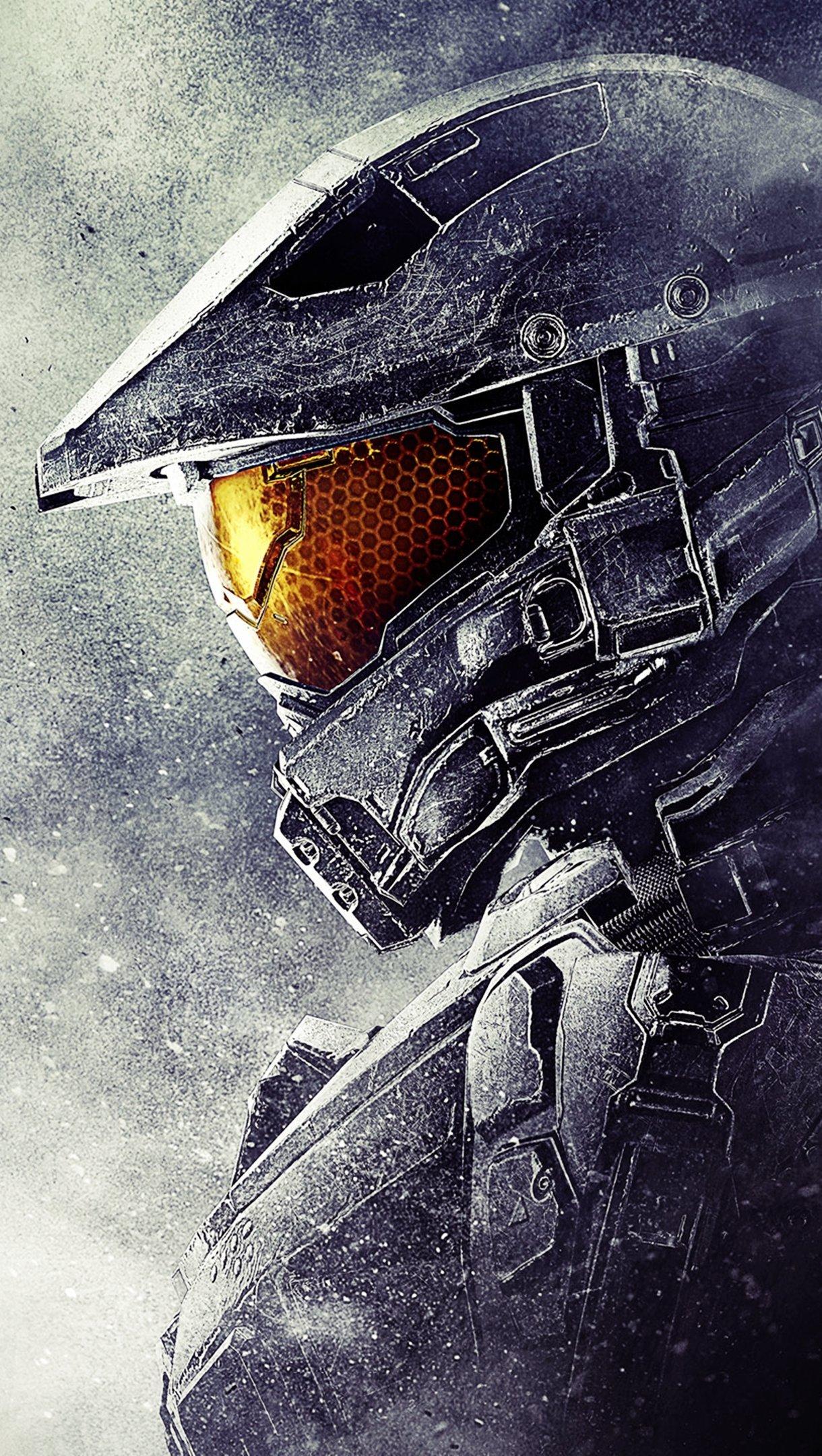 Fondos de pantalla Halo 5 Guardians Vertical