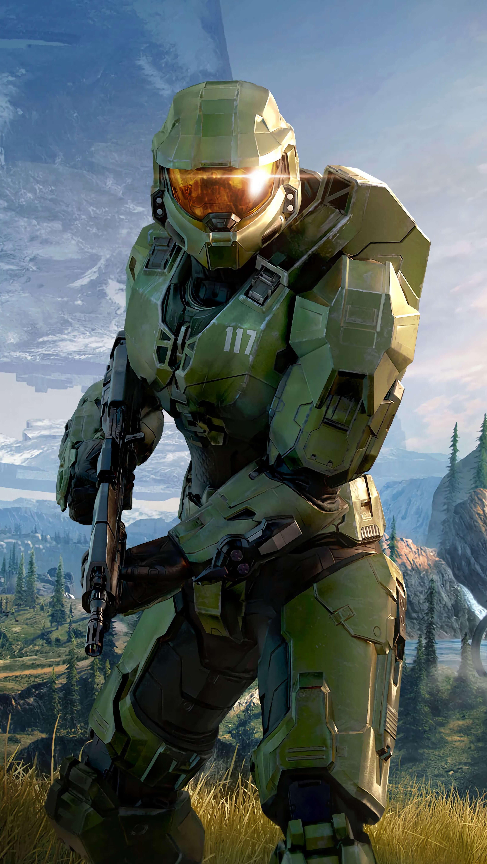 Fondos de pantalla Halo Infinite 2020 Vertical