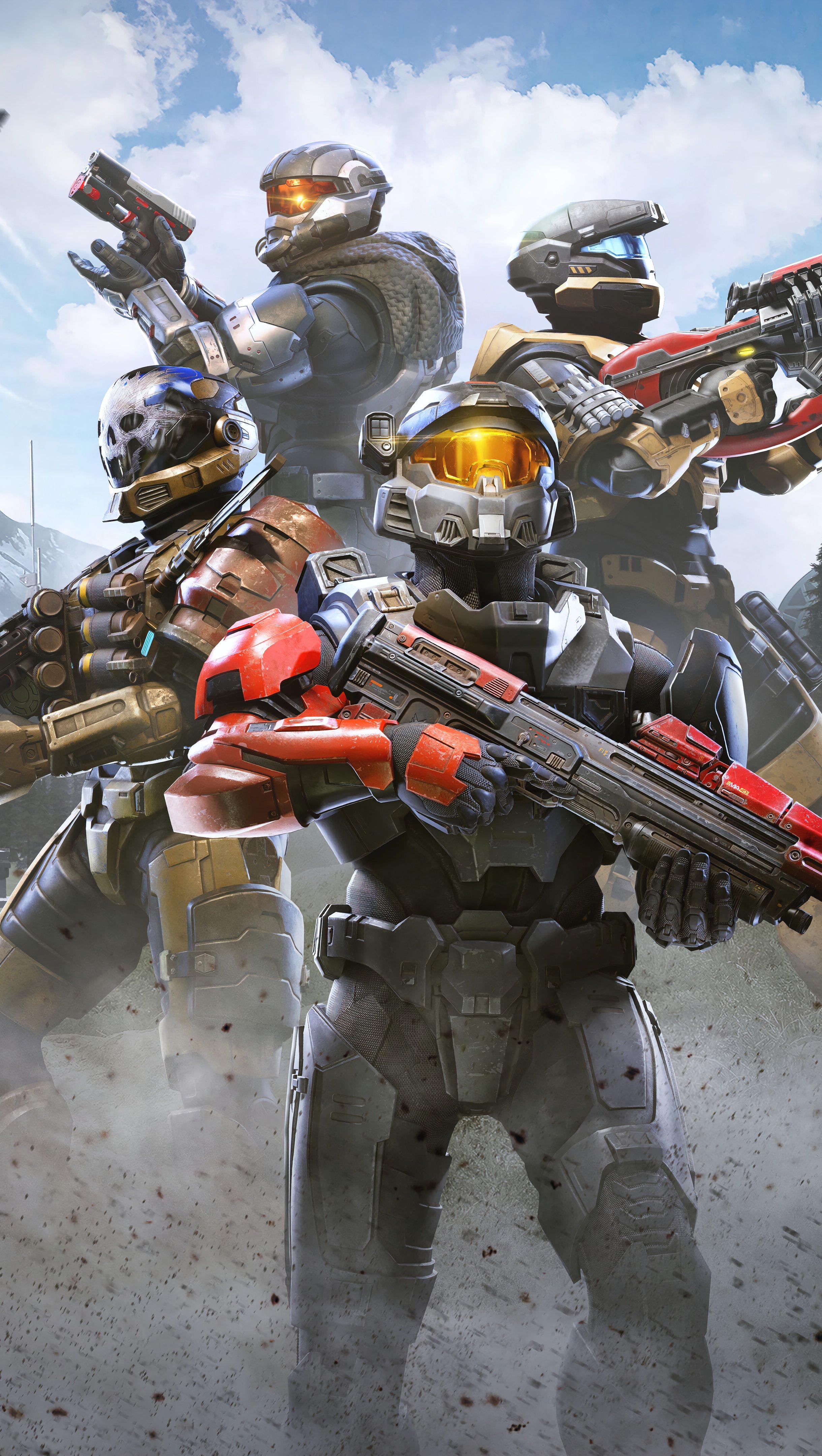 Fondos de pantalla Halo Infinite Vertical