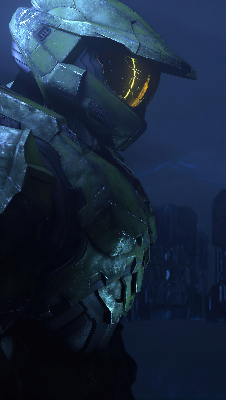 Fondos de pantalla Halo Infinite Multiplayer Vertical