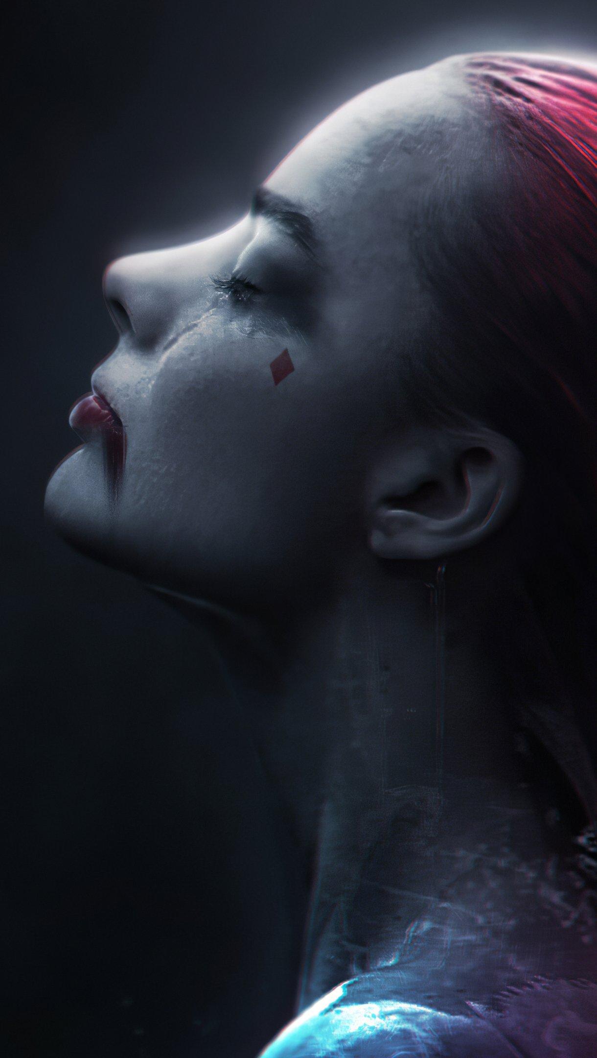 Fondos de pantalla Harley Quinn Vertical
