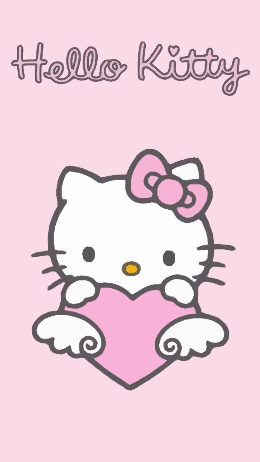Fondos de pantalla Hello Kitty Vertical