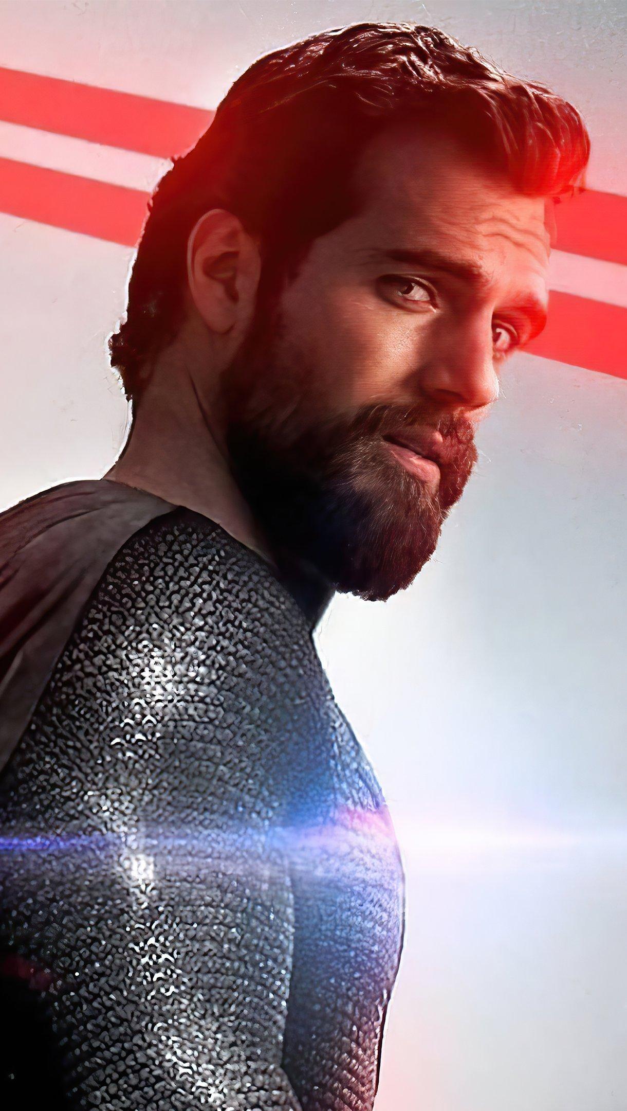 Fondos de pantalla Henry Cavill Superman Vertical